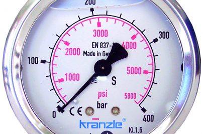 KRZ PRESSURE GAUGE 150394