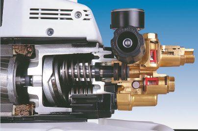 Pump cutaway
