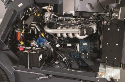 SW8000 Engine Complete